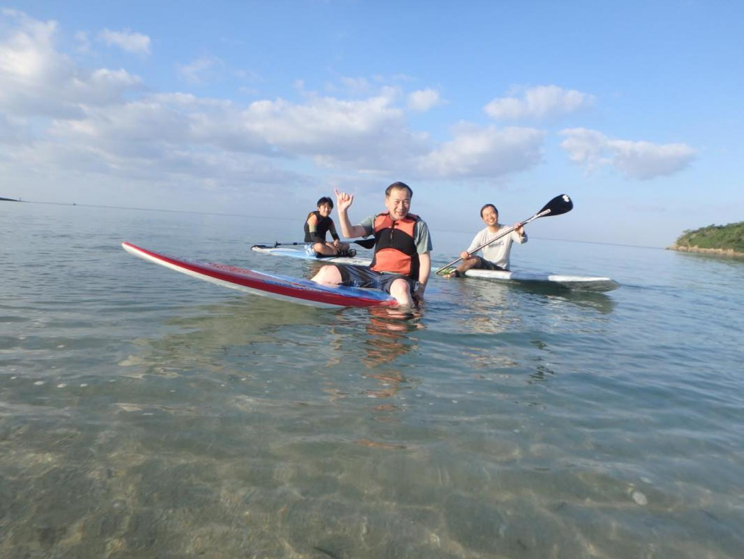 Nov 13 stand up paddle school