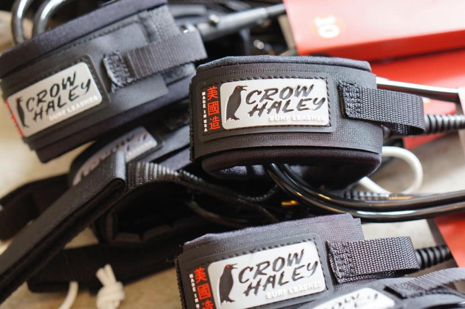 CROW HALEY Leash 再入荷!
