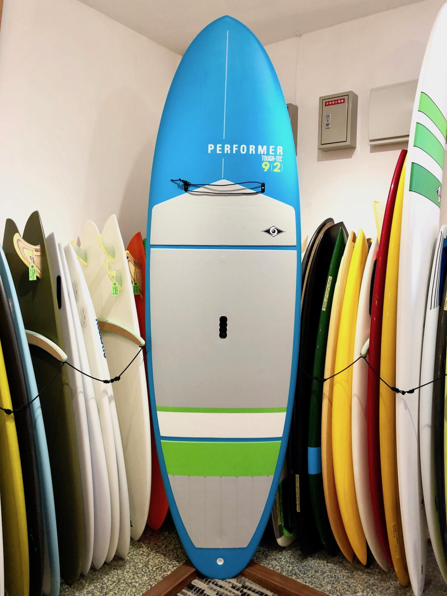 BIC SUP 9.2 PERFORMER TOUGH入荷