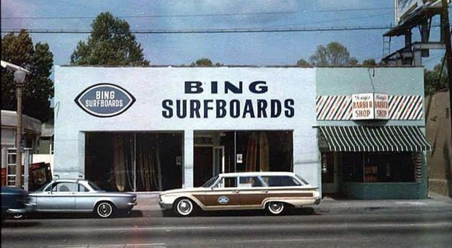 BING SURFBOARDS 入�予定��知ら�