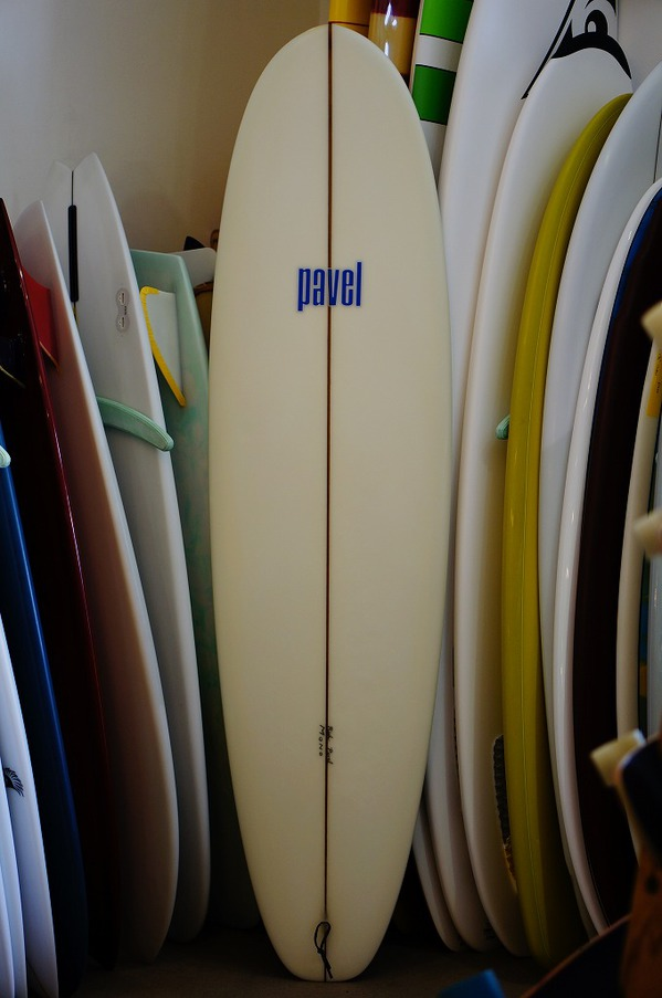 "USED BOARDS (Rich Pavel「MONO 6'.11""」)"