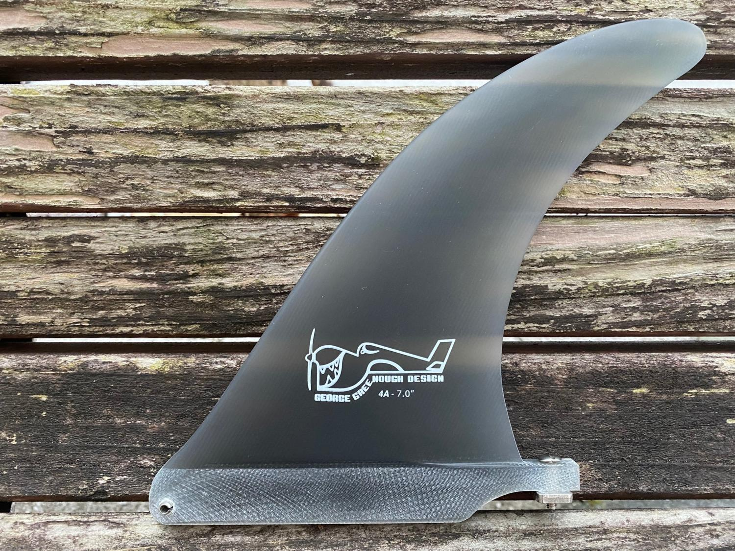 7.0 4A George Greenough Design Red【TRUE AMES FIN】