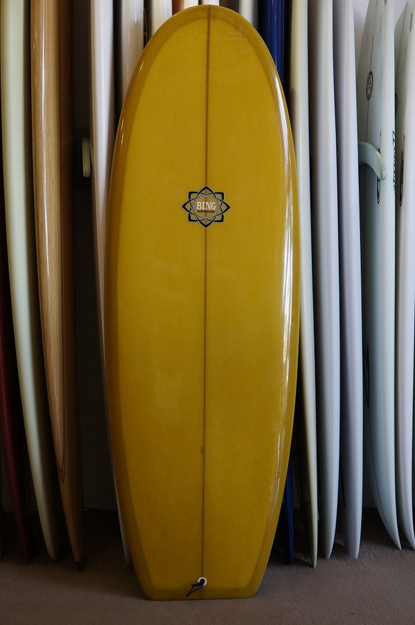 USED BOARDS (BING MINI SIMMONS MODEL 5.6)