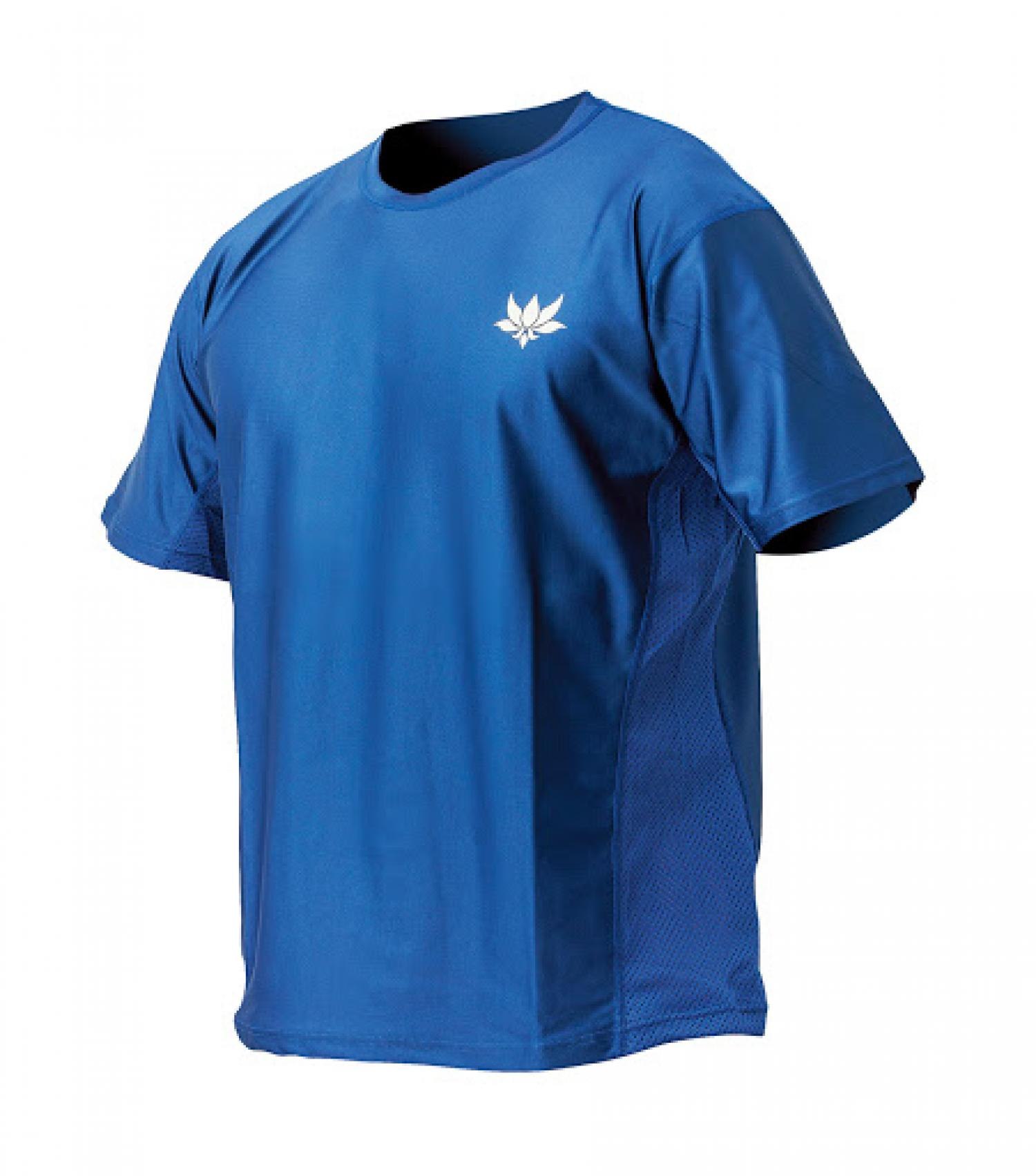 [AXXE CLASSIC] AIR-FAST RASH GUARD TEE  NVY