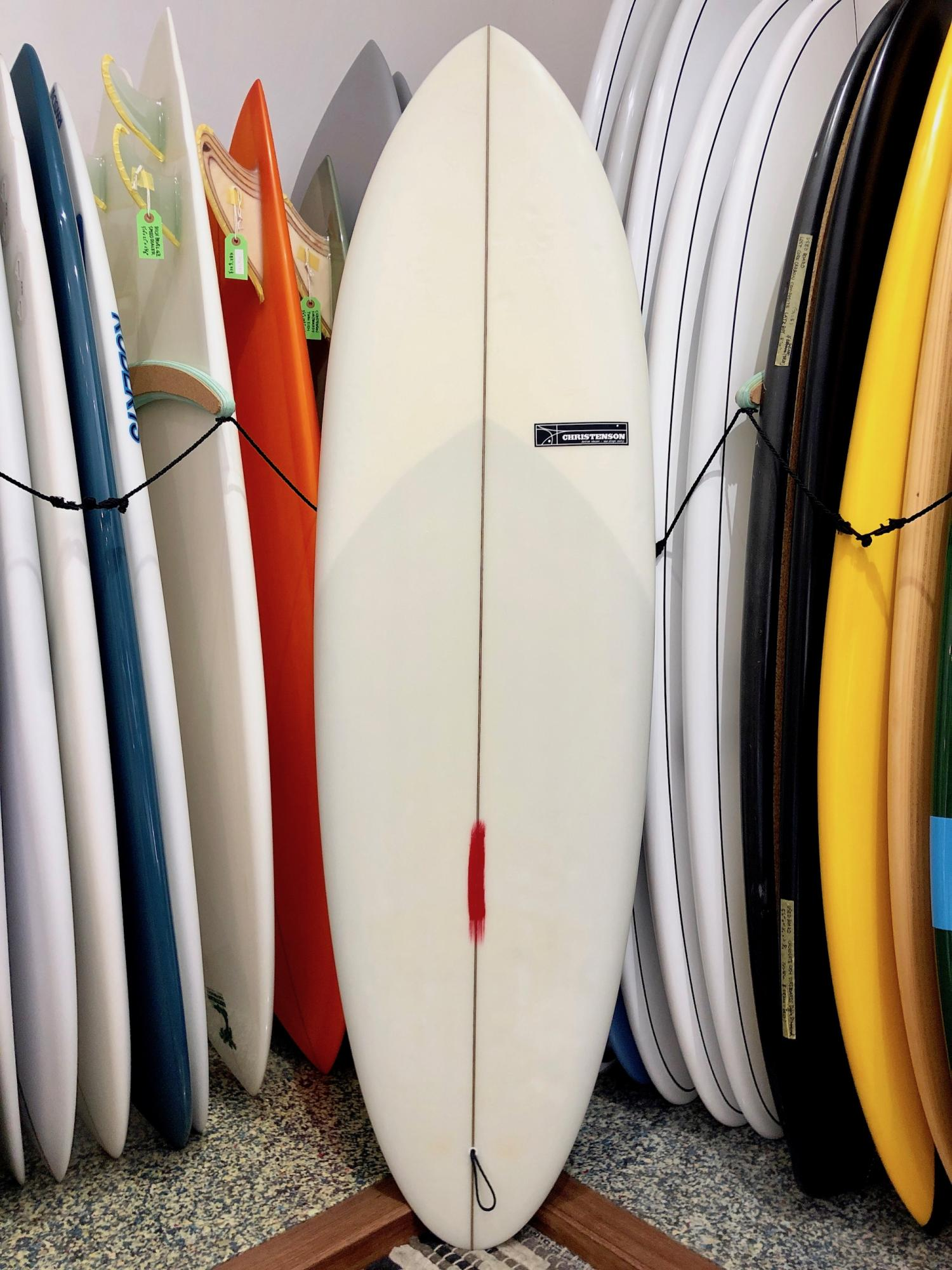 USED BOARDS  ( CFO 5.10 CHRISTENSON SURFBOARDS )