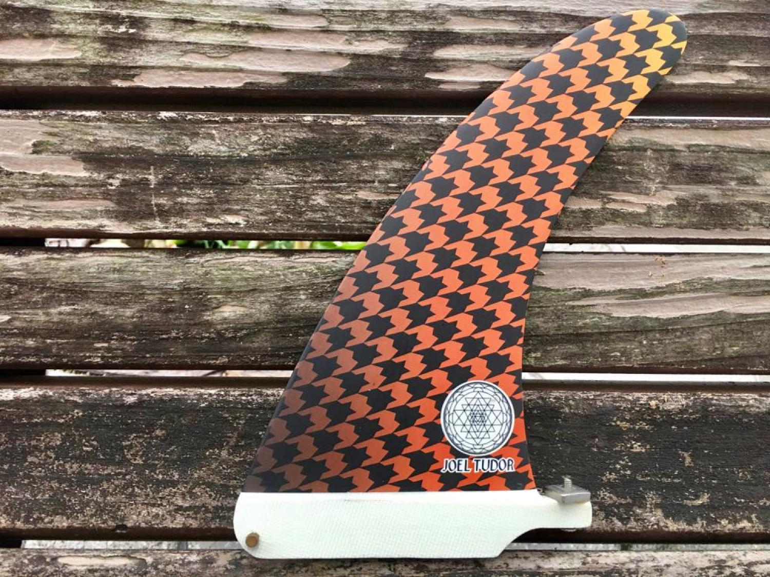 "[CAPTAIN FIN] JOEL TUDOR ""ORANGE FADE 8.0"