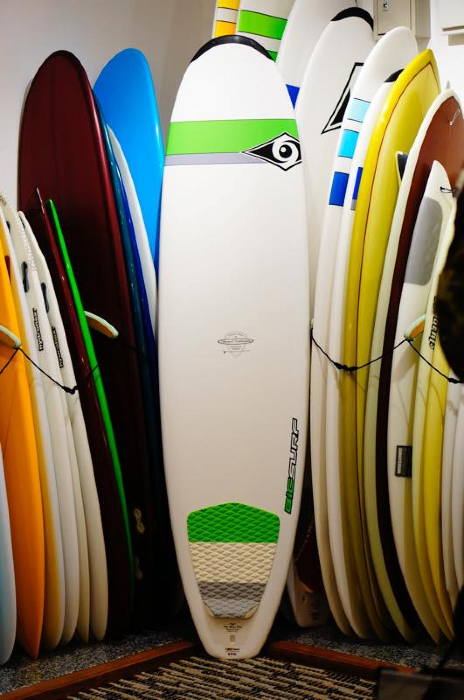 BIC SURF BOARDS 7.6 MINI NOSERIDER