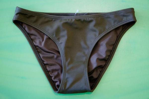 Pualani Hawaii BOTTOM 「SOLID OLIVE」 XS