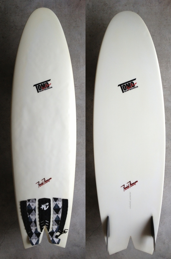 "USED BOARDS(TOMO SURFBOARDS JET MPH 5'4"")"