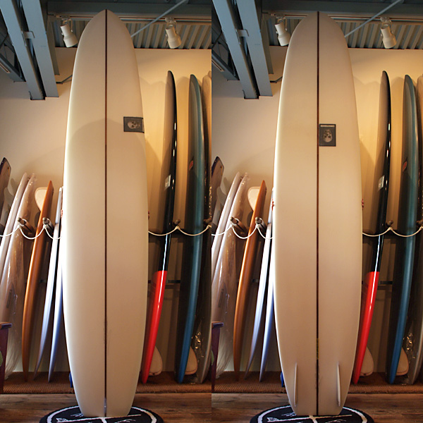 [CHRISTENSON SURFBOARDS] LONG SIMMONS 8'10""