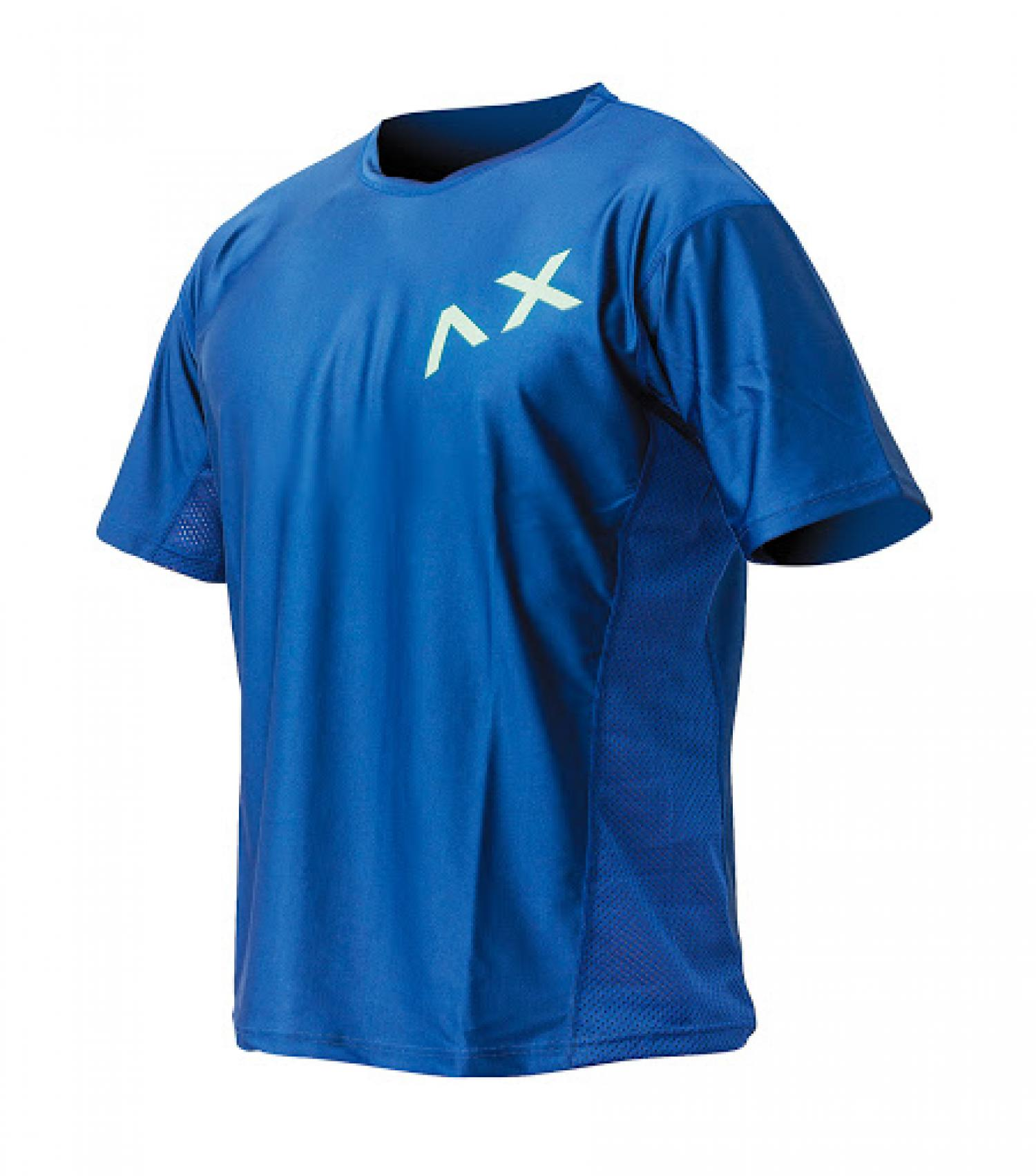 [AXXE] AIR-FAST RASH GUARD TEE NVY