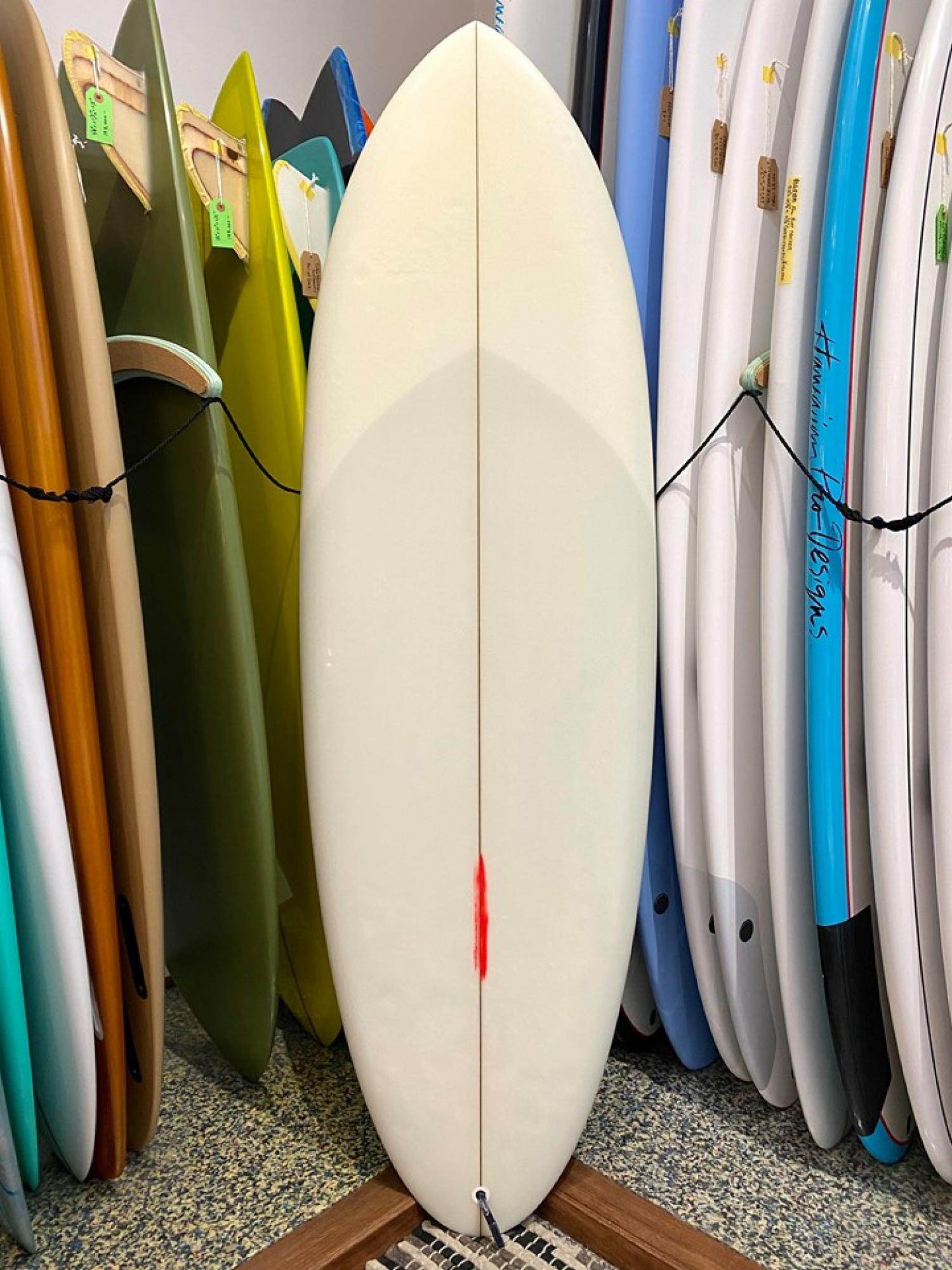 USED BOARDS (CHRISTENSON SURFBOARDS SCRAMBLER 5.8)