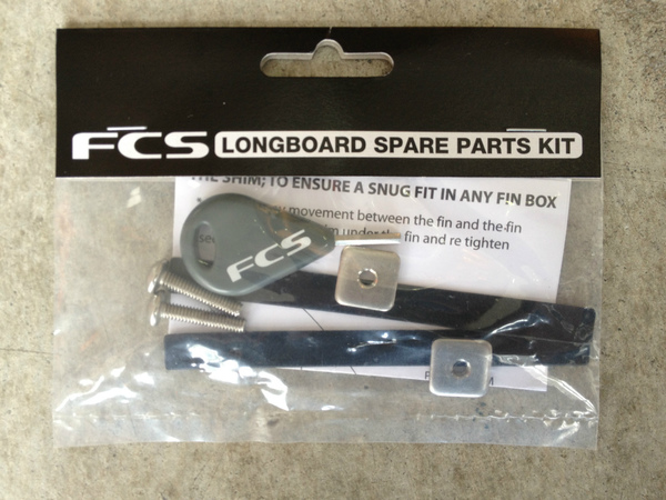 FCS LONGBOARD SPARE PARTS KIT