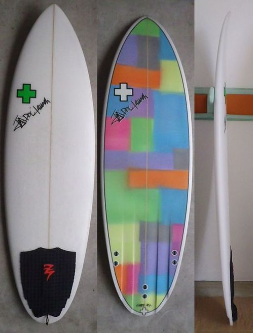 "USED BOARD 「BUSHWACKER 5'7""」"