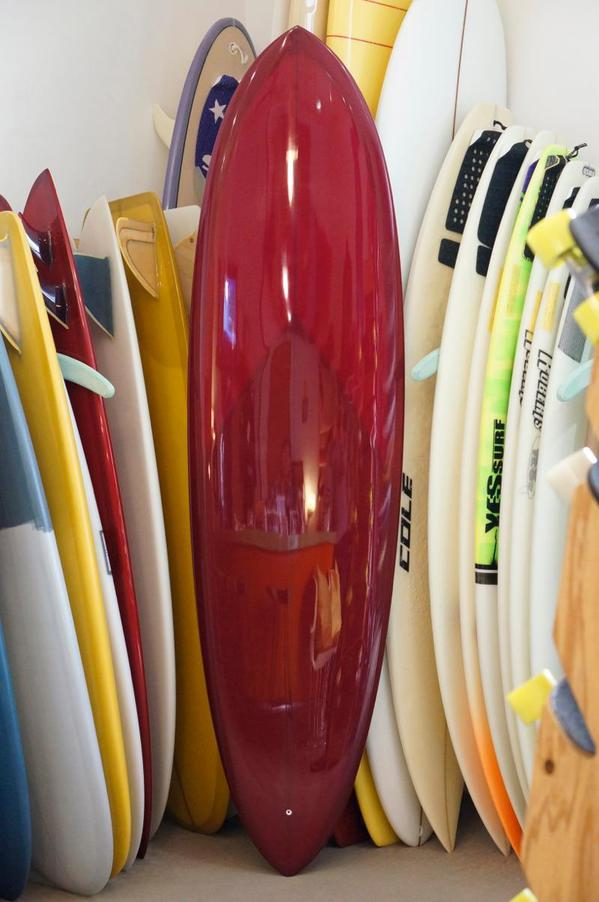 [CHRISTENSON SURFBOARDS] C-BUCKET 6'9""