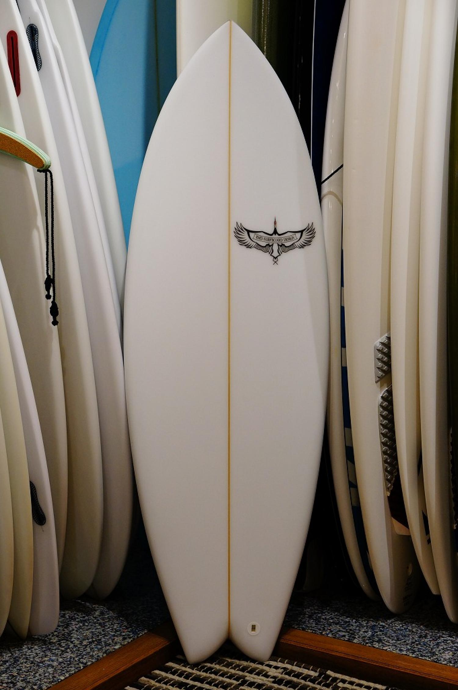 RMD SURFBOARDS 5.0 POTECHI Yes Surf team rider custom board
