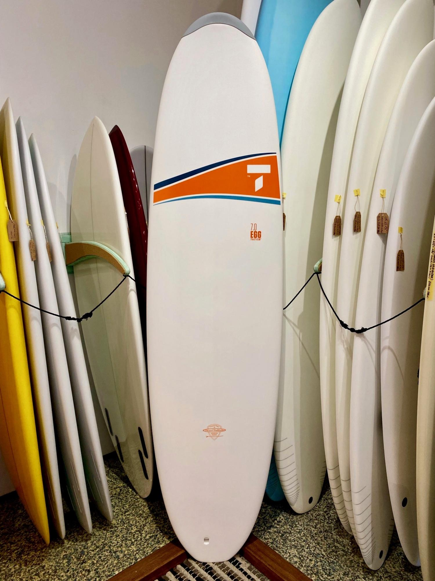 BIC SURF BOARDS 7.0 EGG
