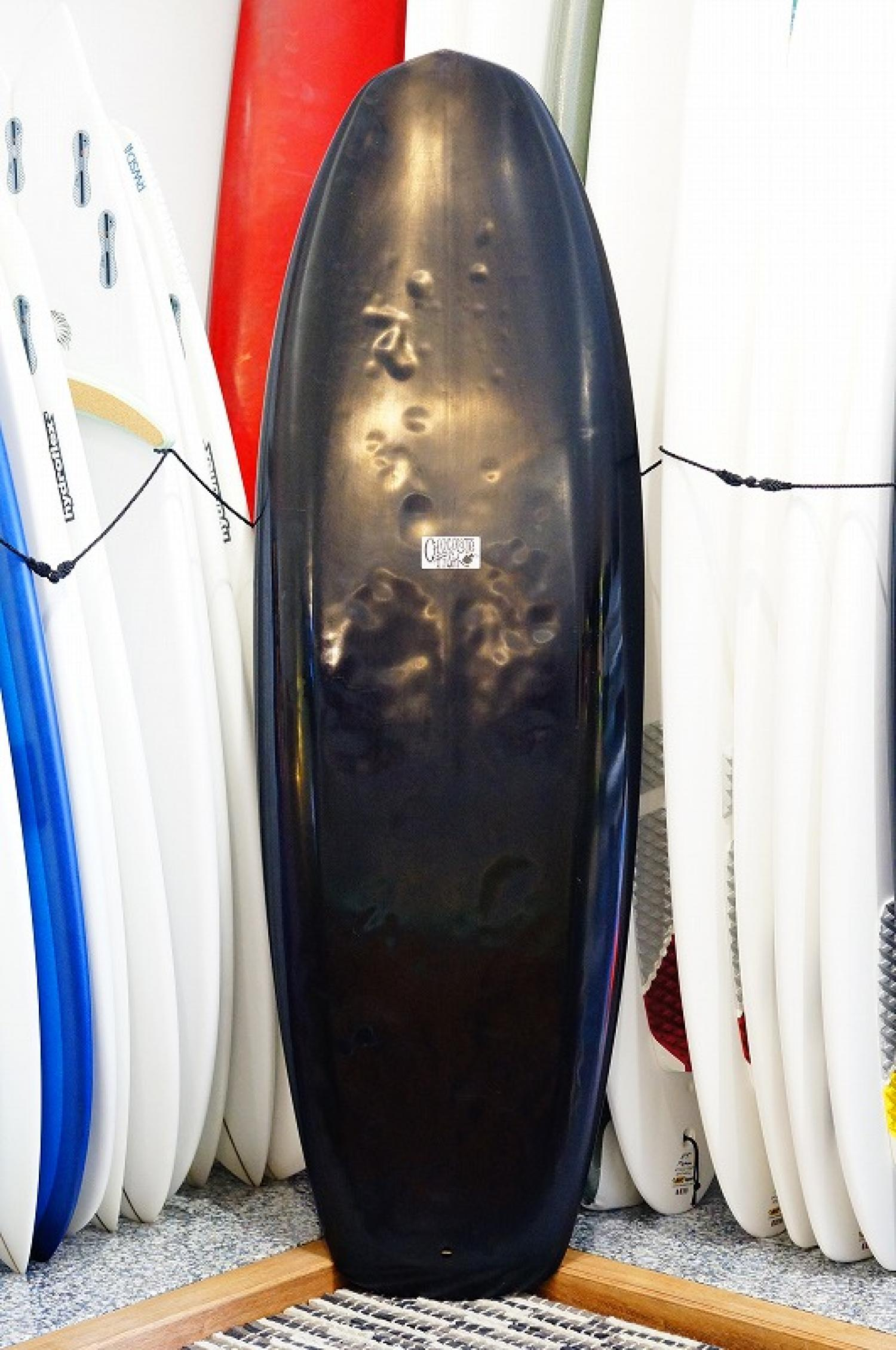 USED BOARDS (Chocolate Fish Surfboards Double Diamond 5.9)