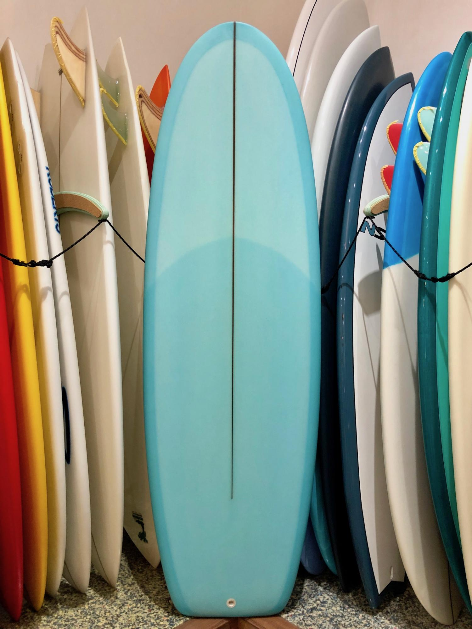Ocean Racer 5.7 [CHRISTENSON SURFBOARDS]