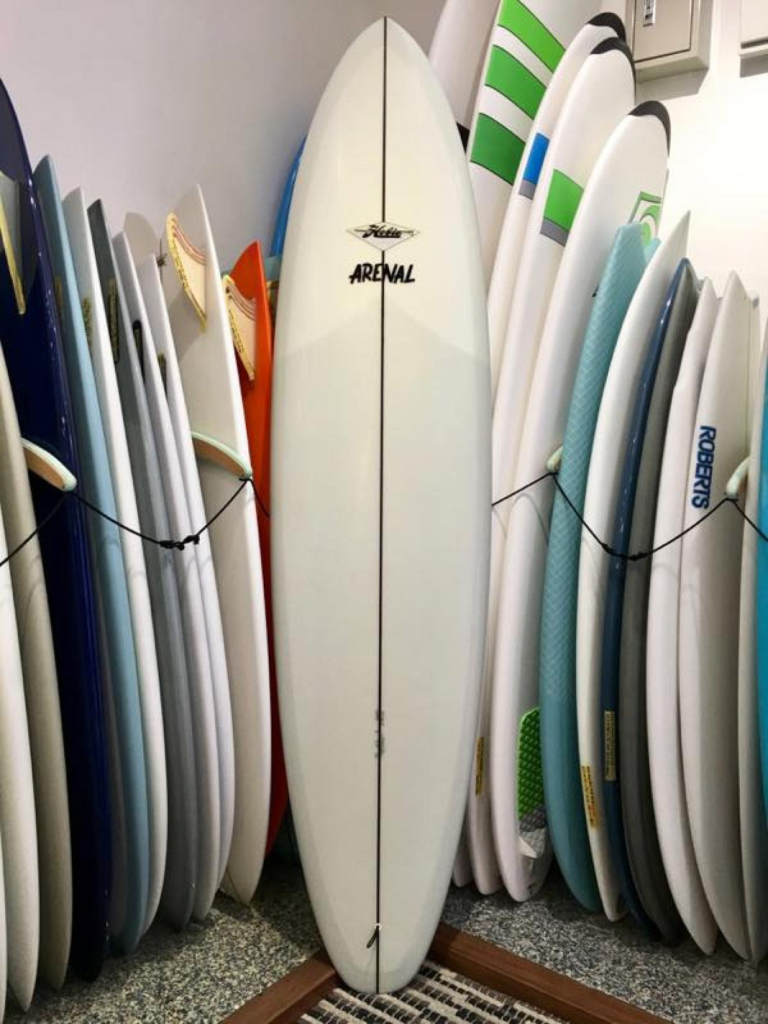 USED BOARDS (HOBIE SURFBOARDS-ARENAL B-68 7.6)
