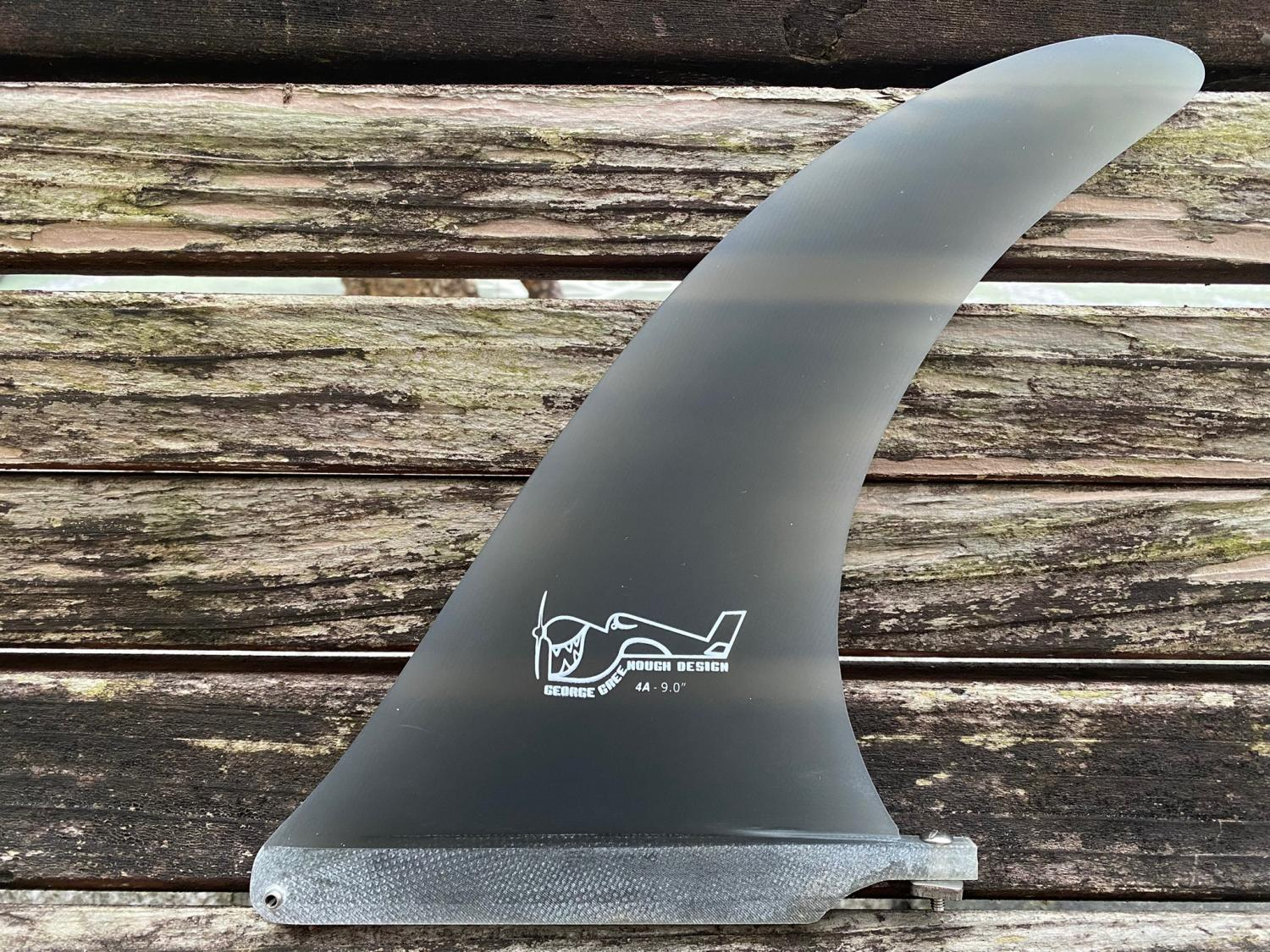 4A 9.0 George Greenough Design Blue【TRUE AMES FIN】
