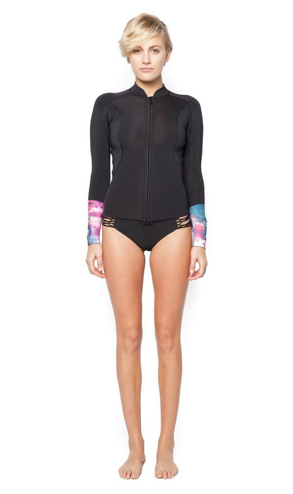 KASSIA + SURF 2mm JACKET Pink XS