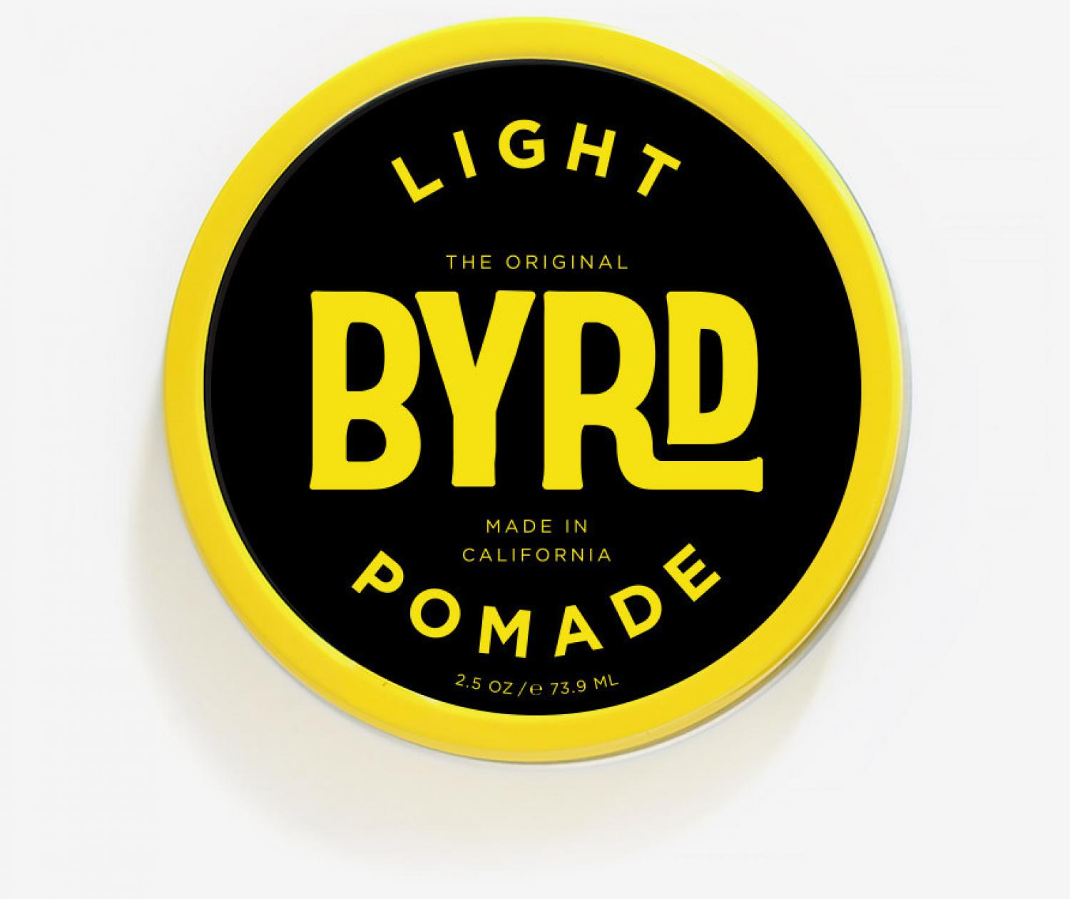 BYRD POMADE LIGHT The Free Ehukai Beach 70g