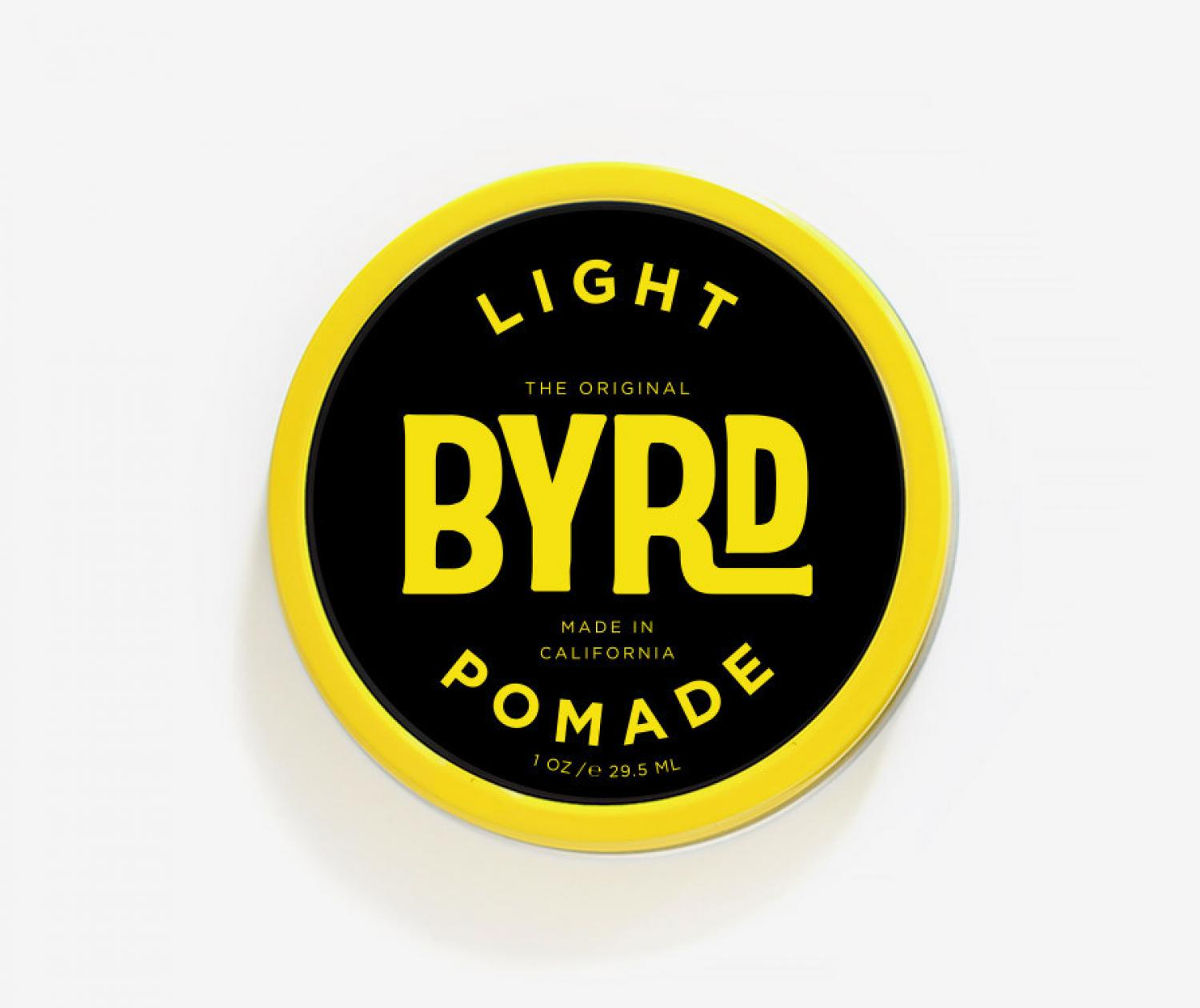 BYRD POMADE LIGHT The Free Ehukai Beach 28g