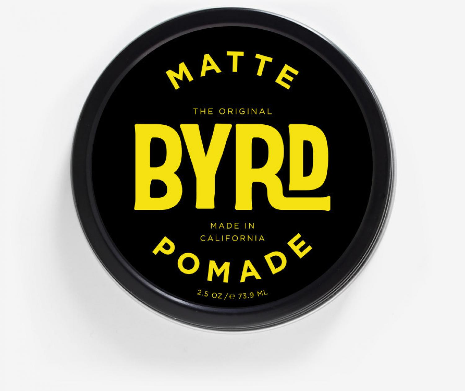 BYRD POMADE MATTE The Dirty Tofino Beach 70g