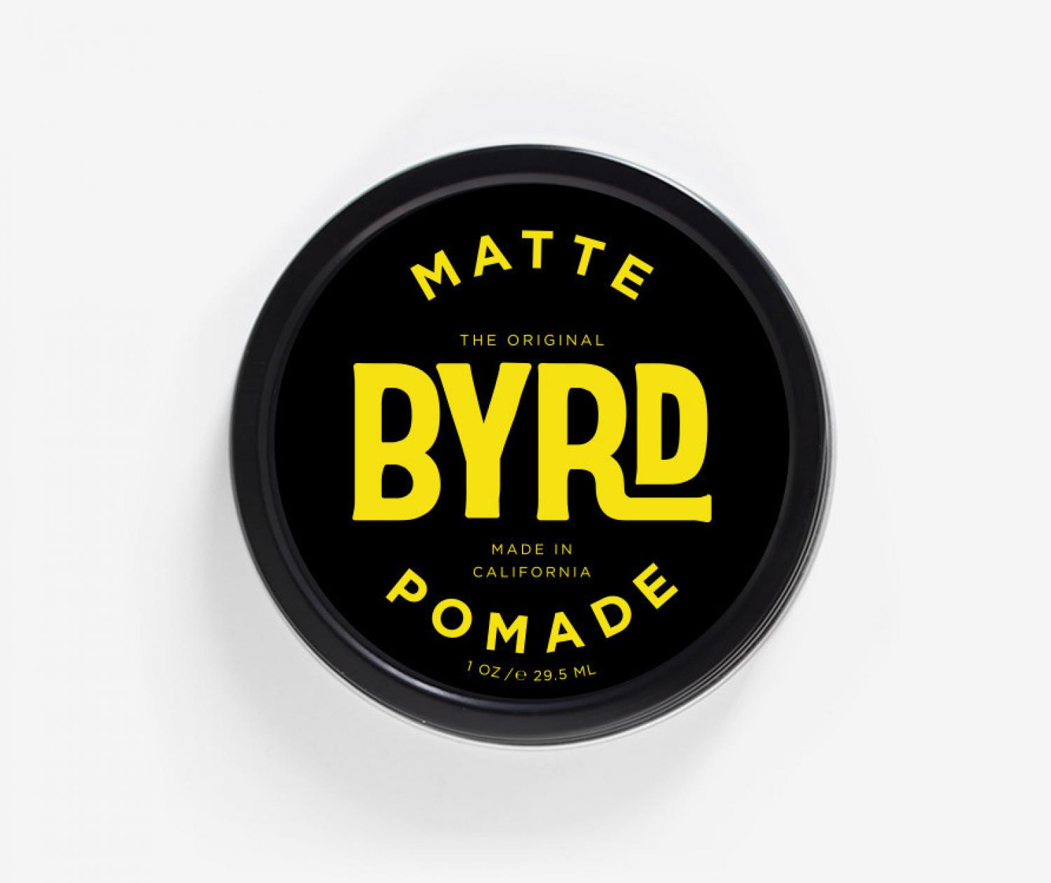 BYRD POMADE MATTE The Dirty Tofino Beach 28g