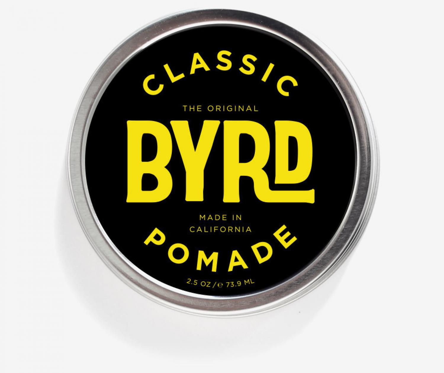 BYRD POMADE CLASSIC The Slick Echo Beach 70g