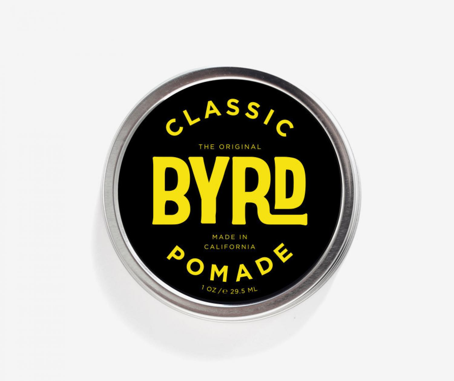 BYRD POMADE CLASSIC The Slick Echo Beach 28g