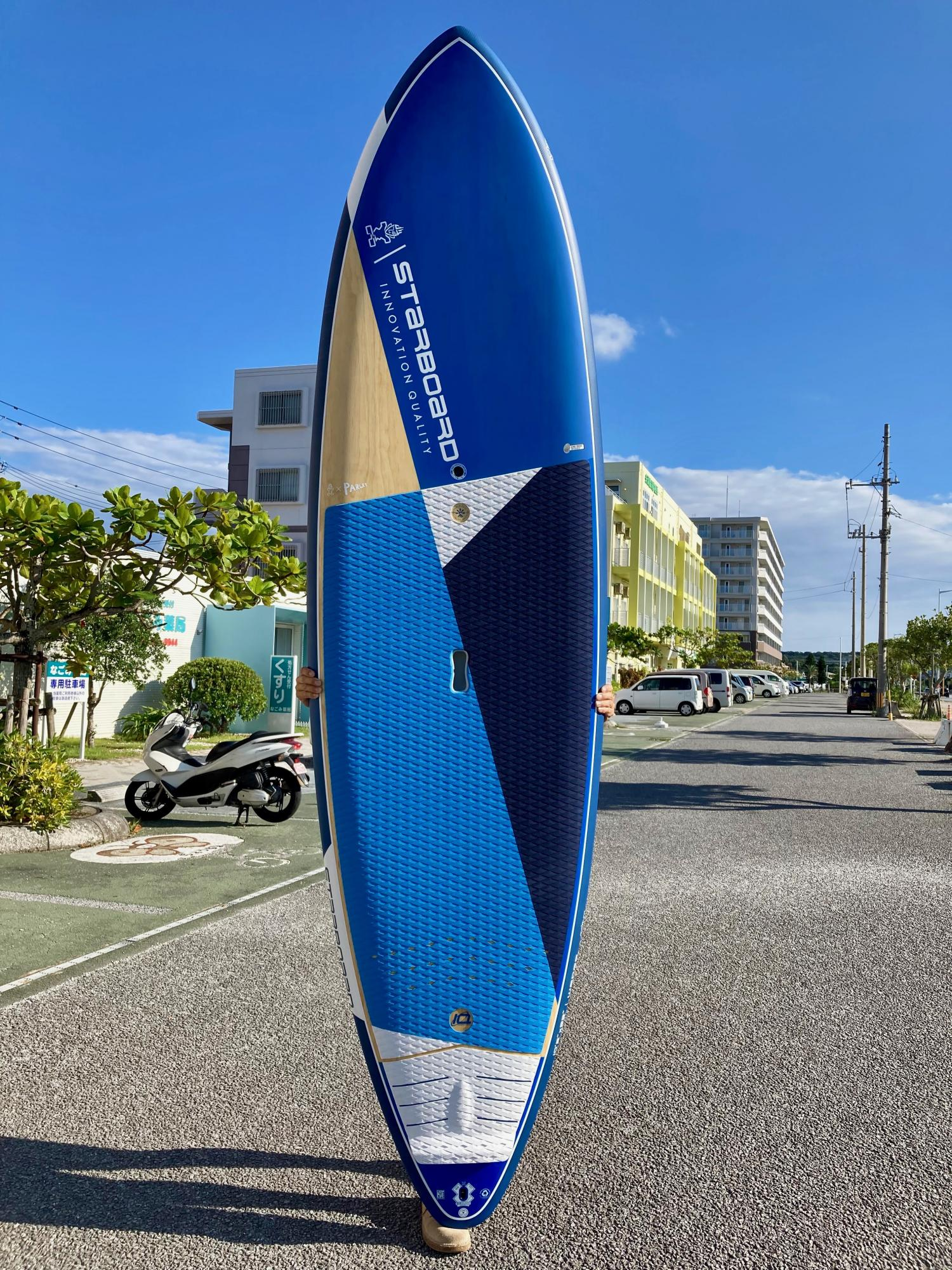 2021 STARBOARD Sup Board 10.5 WIDE POINT LITE TECH