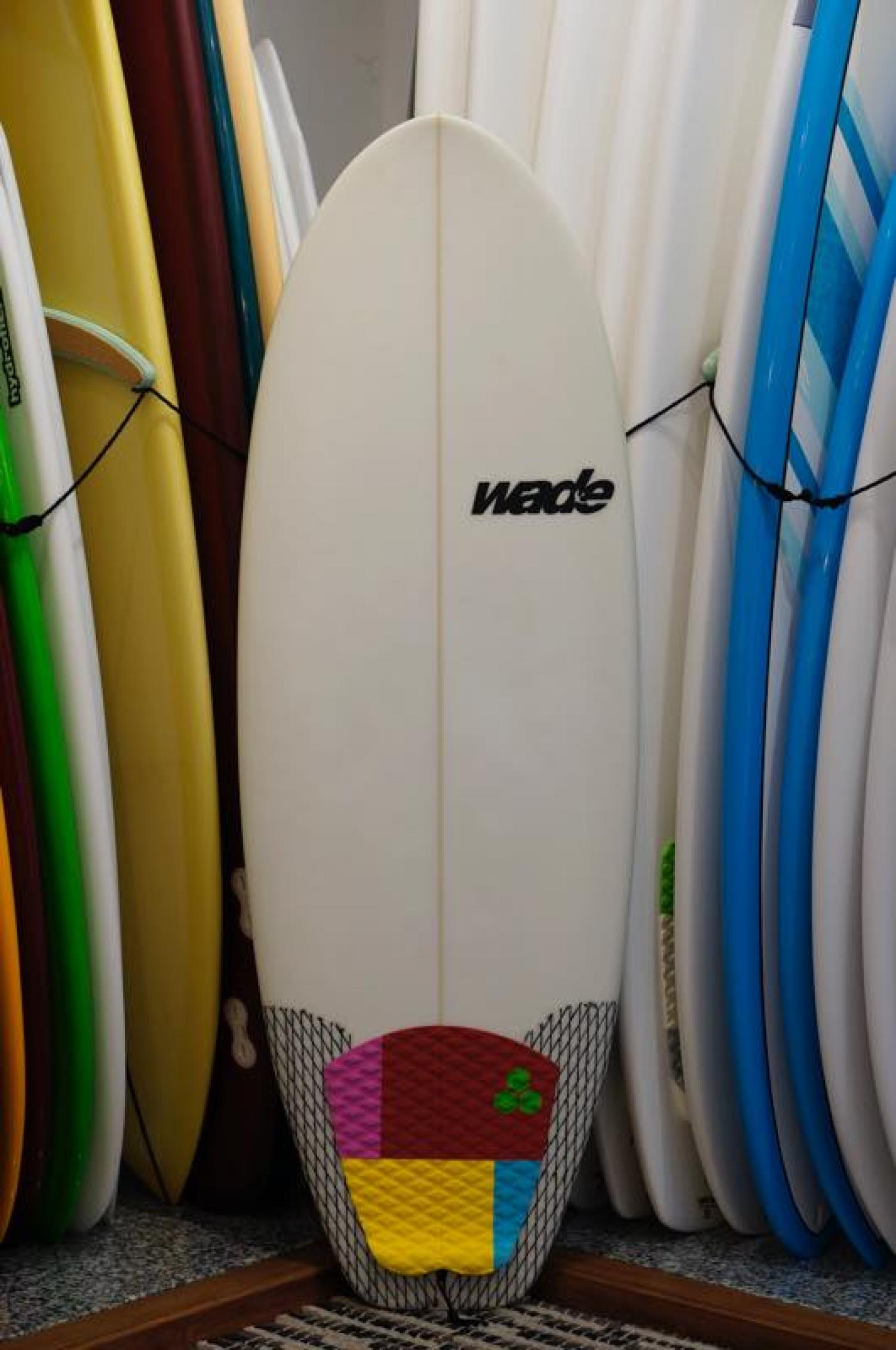 USED BOARDS (Wade Tokoro FLOWR 5.0 EPS)