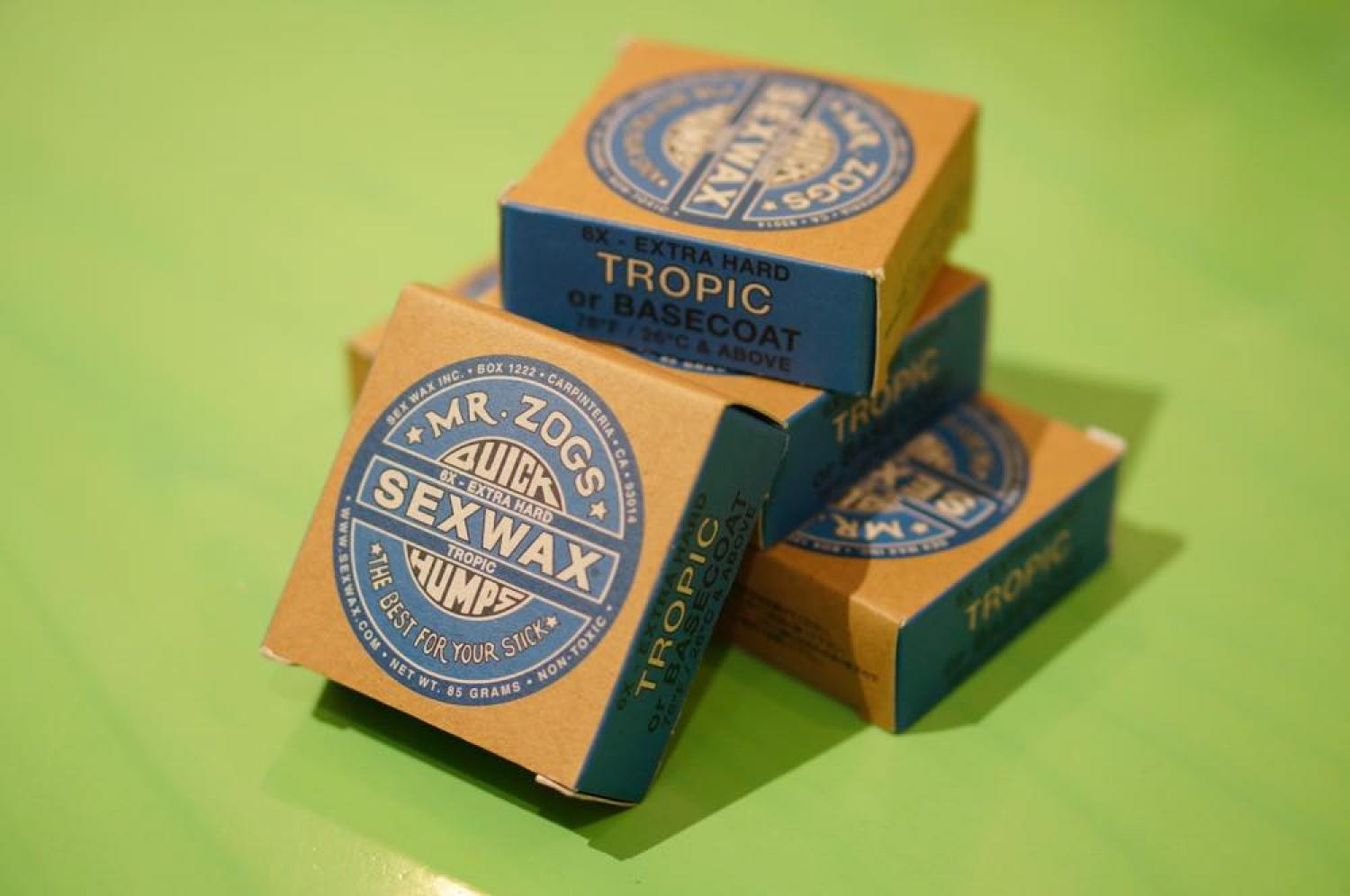 6X BLUE LABEL TROPIC