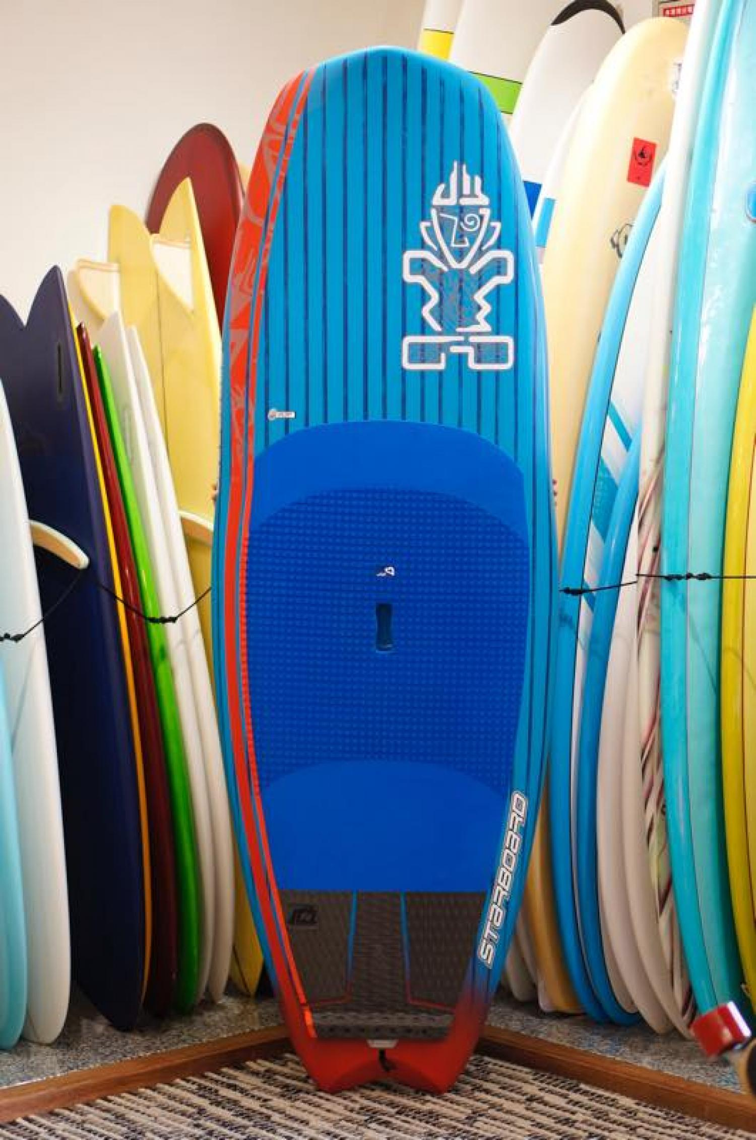 USED BOARDS ( STARBOARD Sup Board 7.8 Hyper Nut )