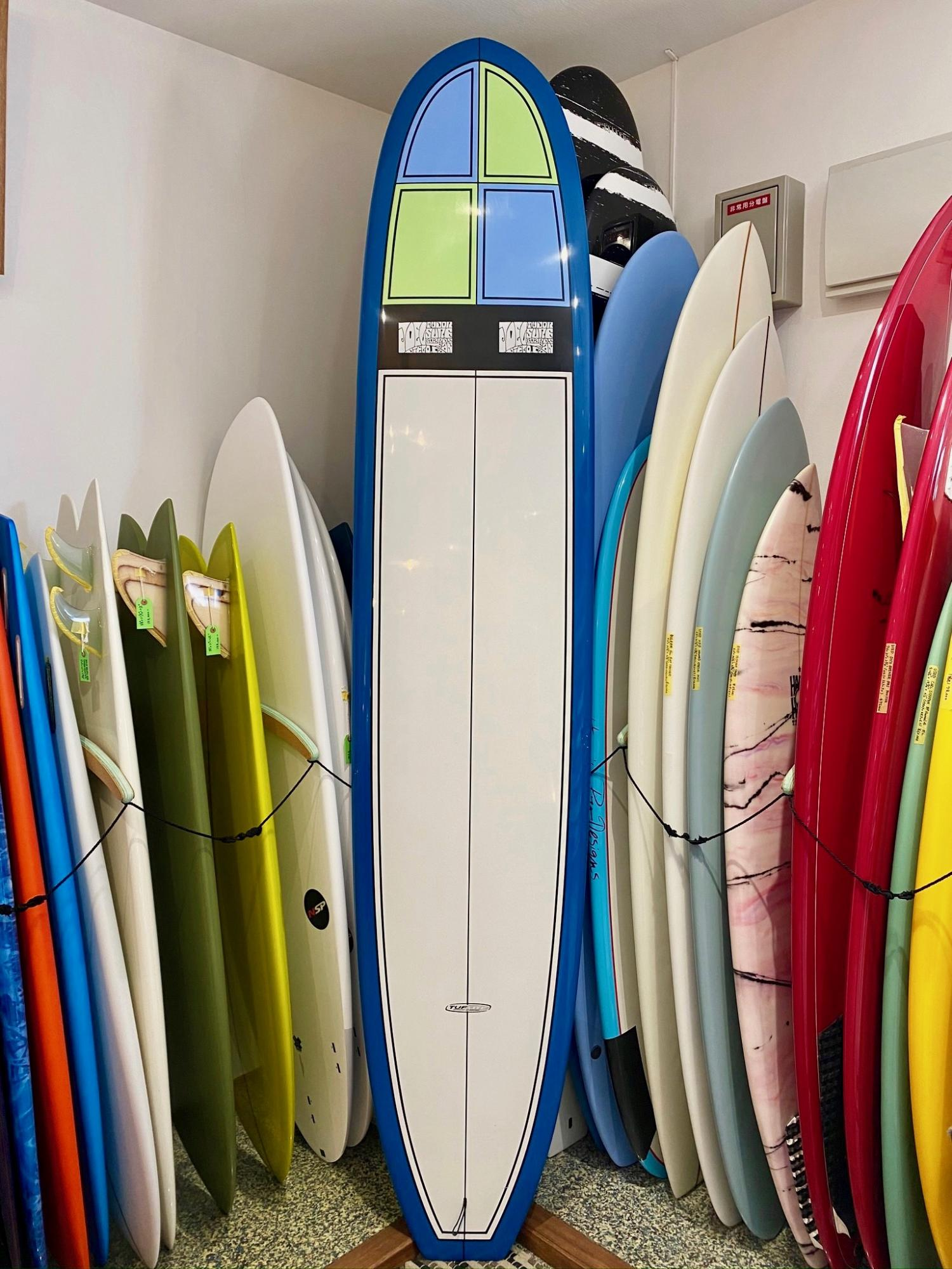 USED BOARDS (Surftech Tudor Surfboard classic 9.4)
