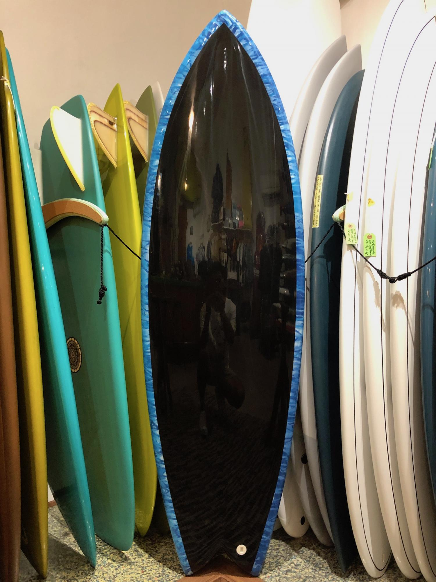 RMD SURFBOARDS 5.10 Marcy Fish