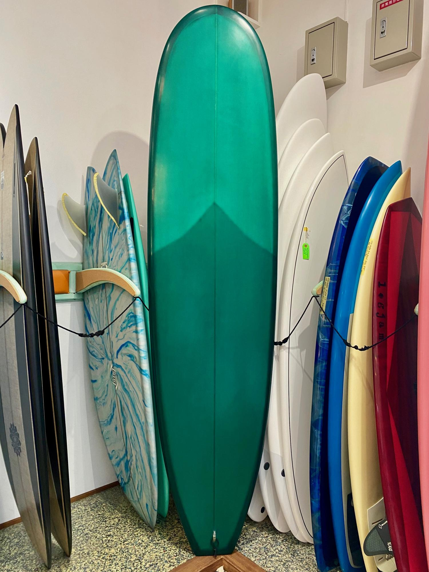 USED BOARDS (RMD SURFBOARDS 7.6 EGG)