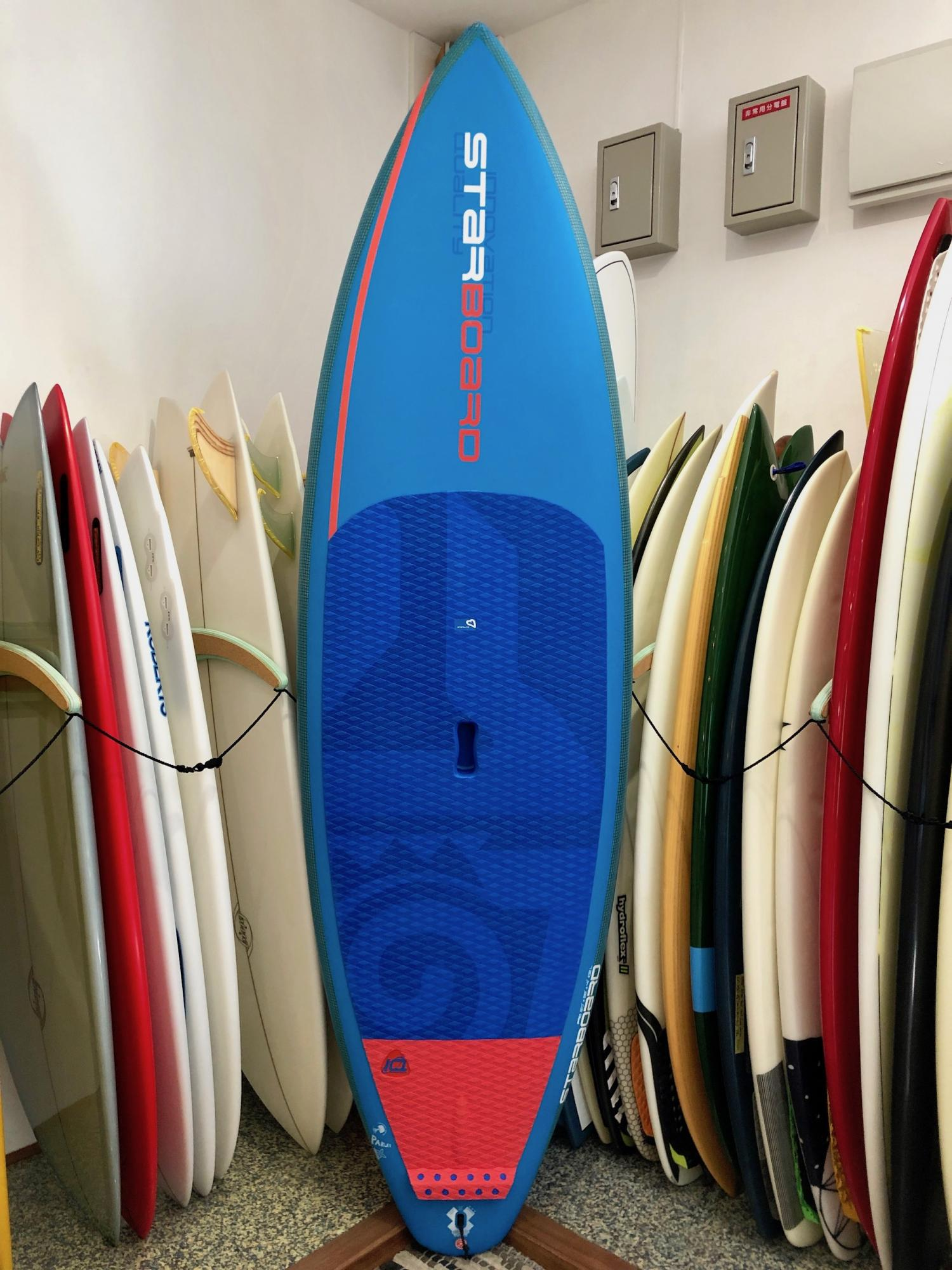 USED SUP BOARDS (STARBOARDS PRO 8.0 STAR LITE )