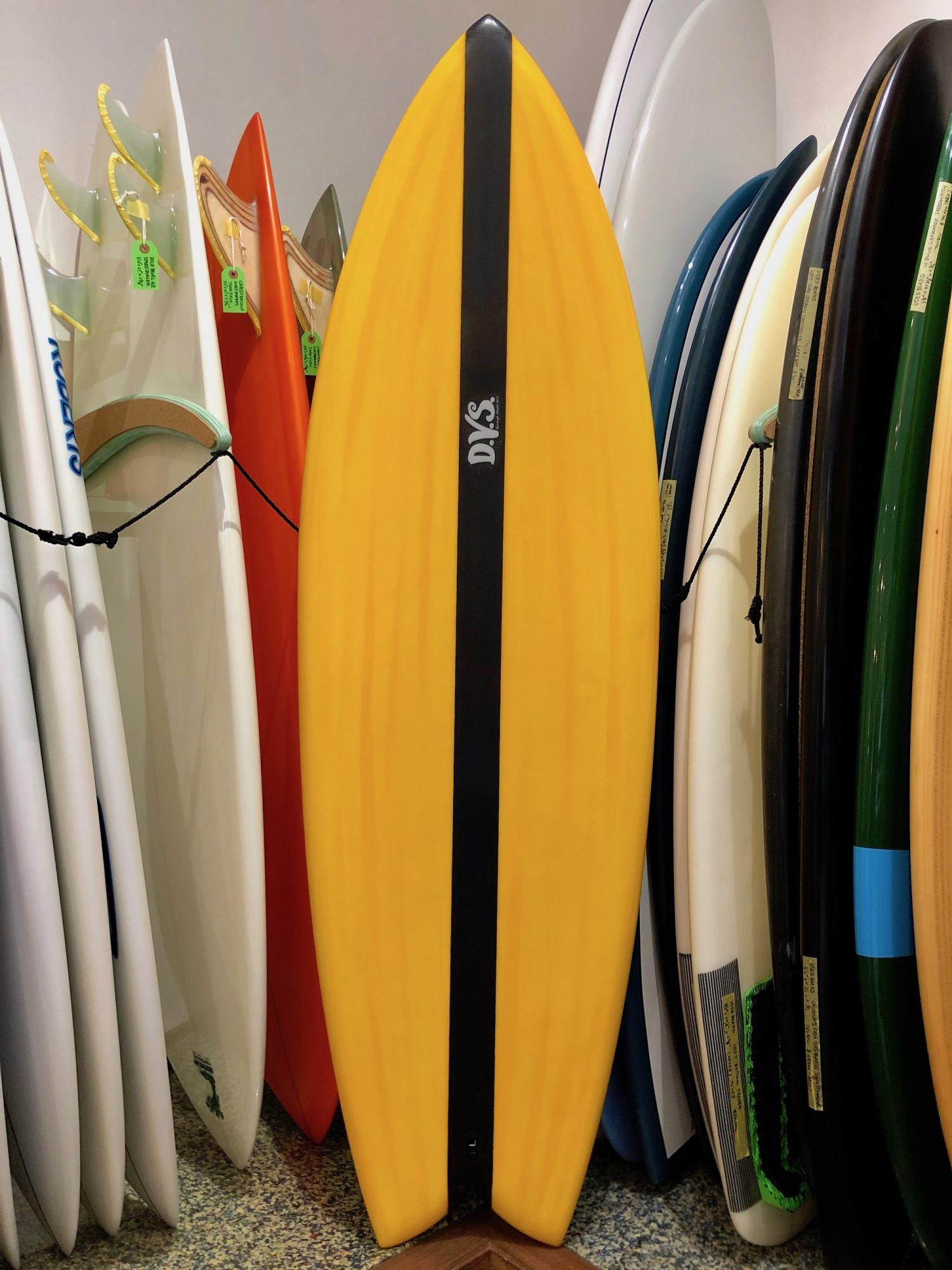 USED BOARDS (DVS WASP QUAD 5.8 )
