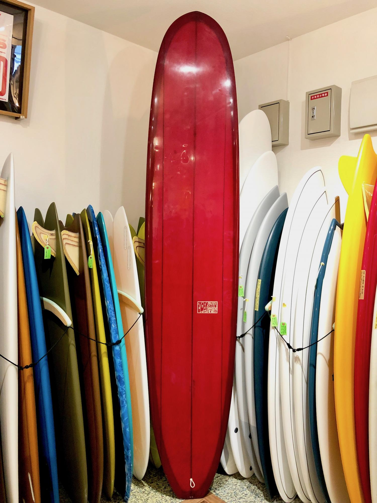 USED BOARDS (Joels Personal DAVID NUUHIWA NOSERIDER 9.6)