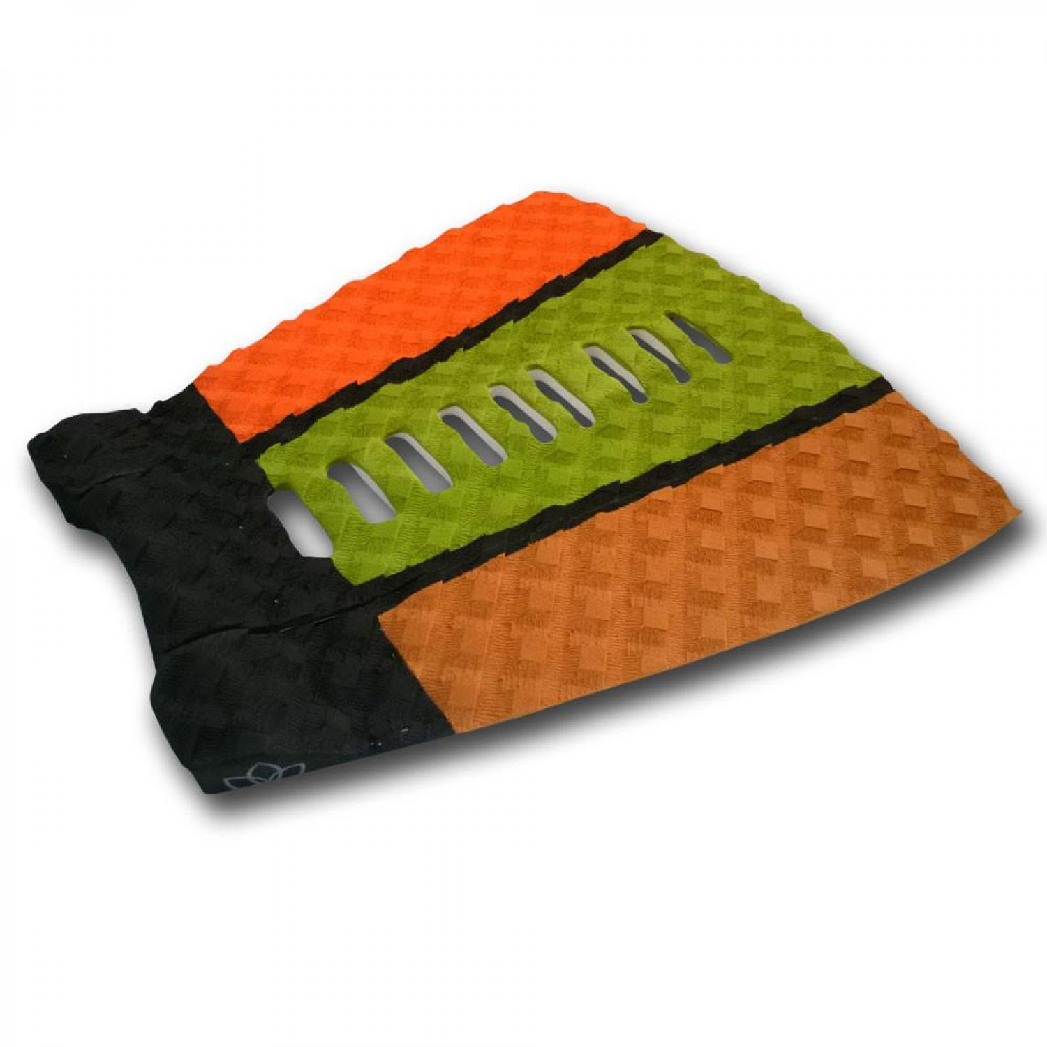 Decoy 3 piece Traction Pad Orange [STAY COVERED]
