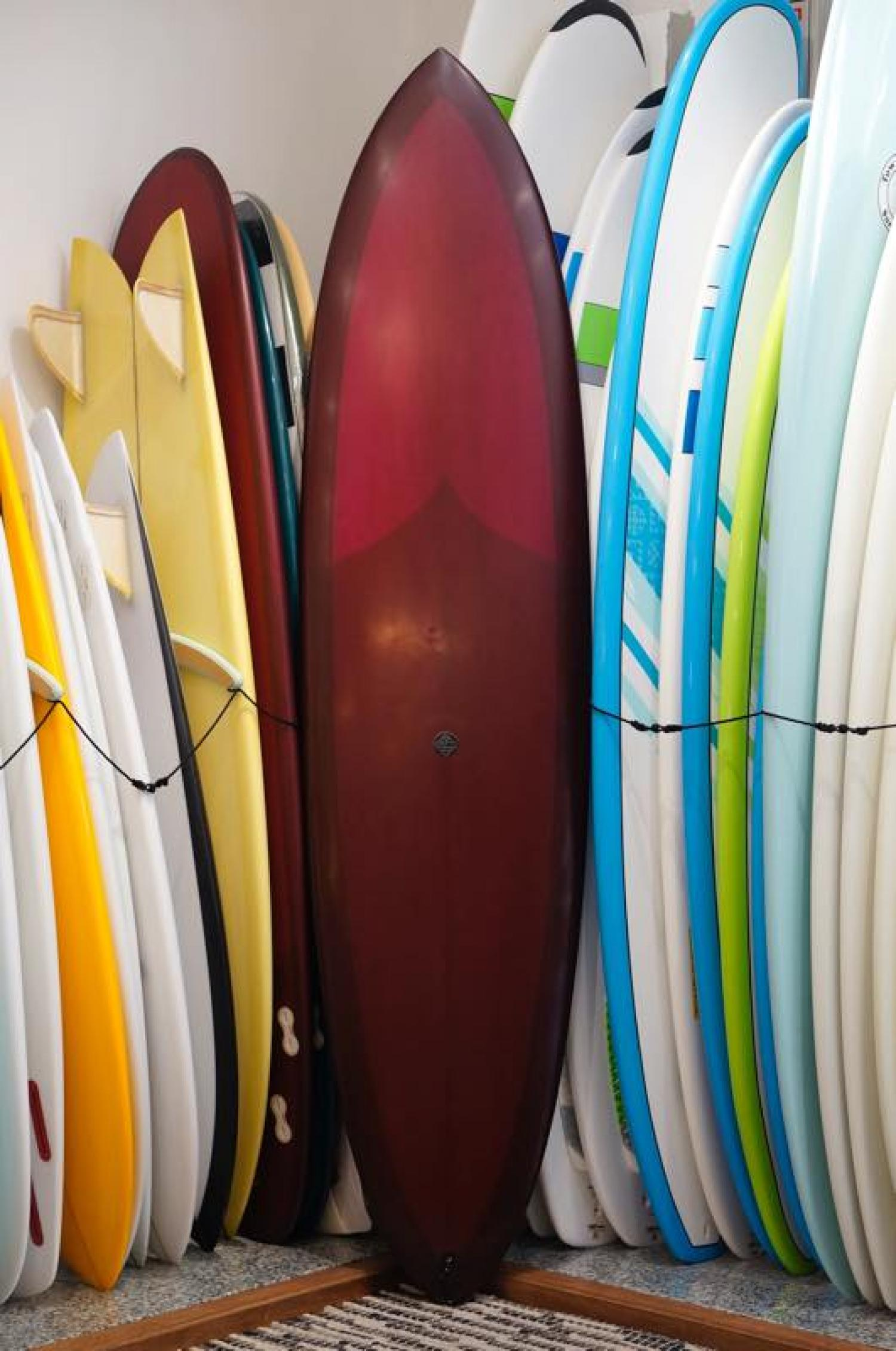 USED BARDS (EC SURFBOARDS Mini Pelican 8.0)