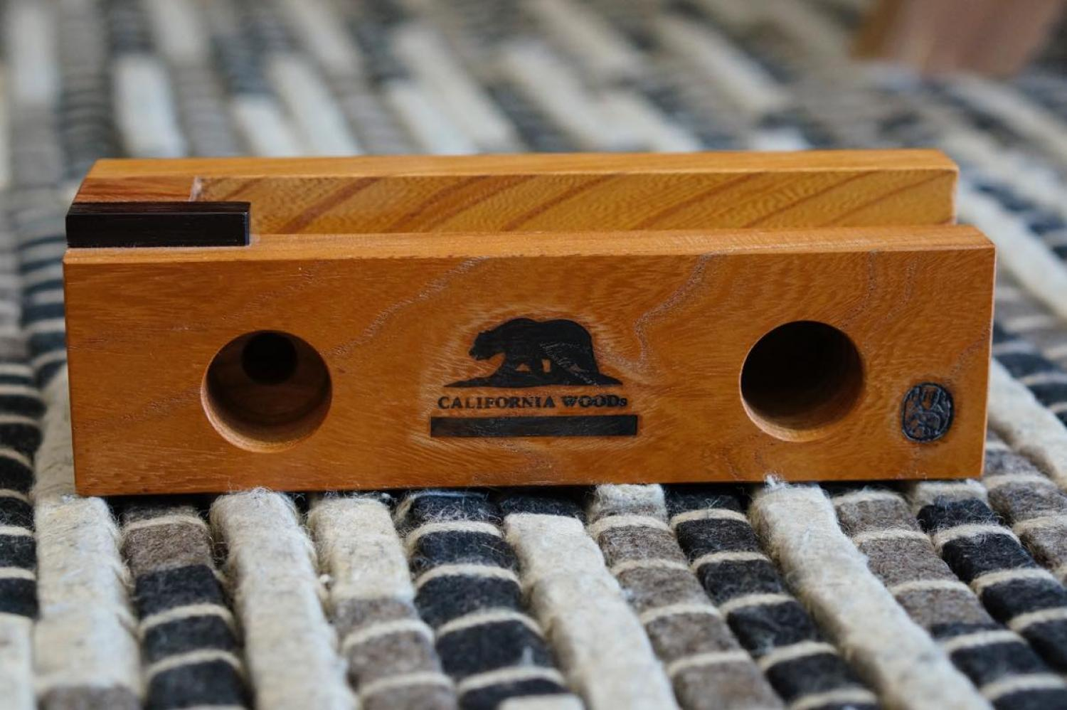 「California woods」Eco speaker