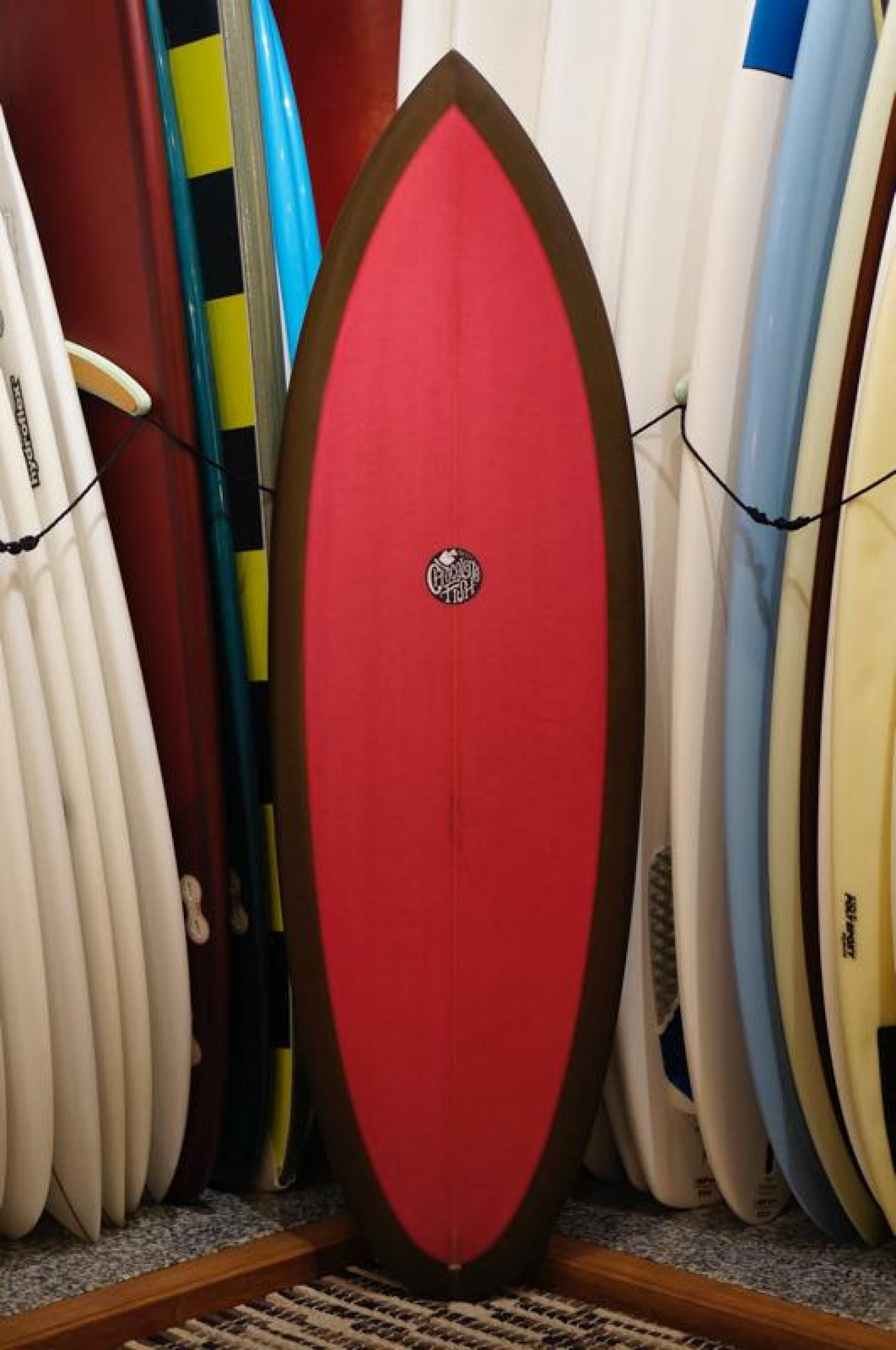 Chocolate Fish Surfboards Cosmic Fonder 5.6