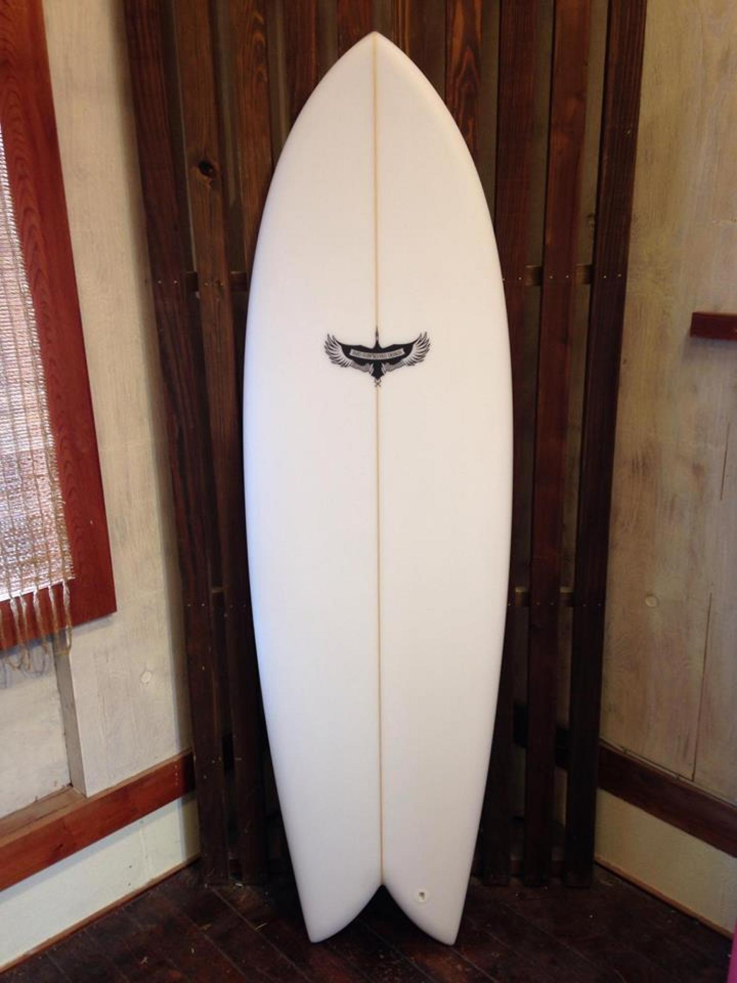 Mr.G Custom Order RMD SURFBOARDS 5.11 Hybrid Twin