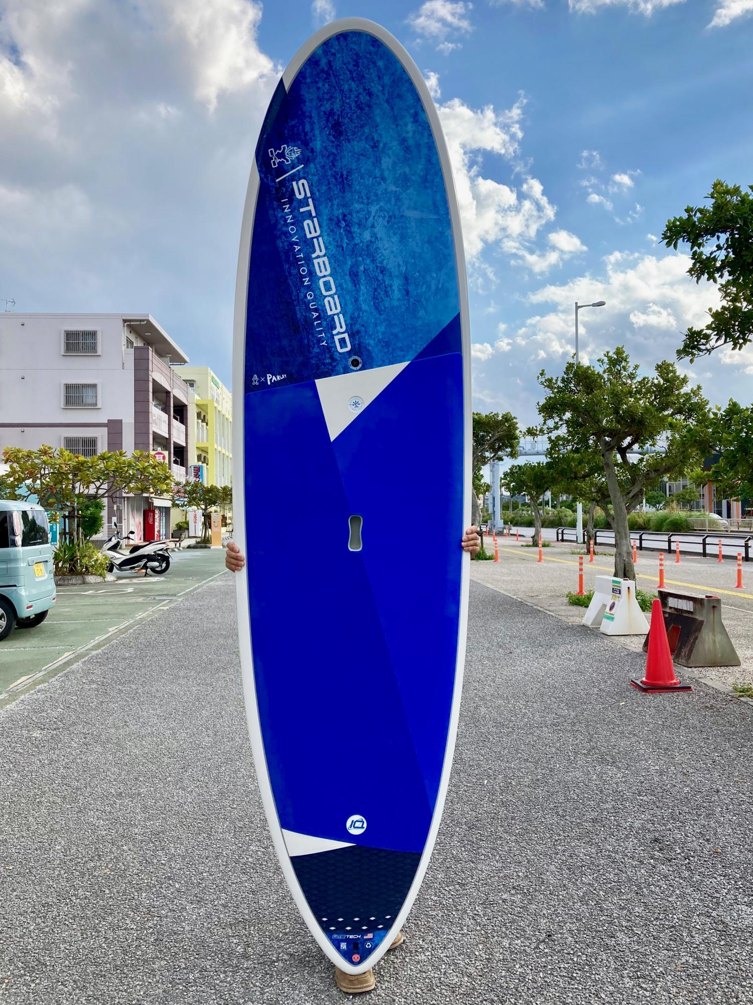STARBOARD Sup Board 9.8 BLEND ELEMENT LITE TECH