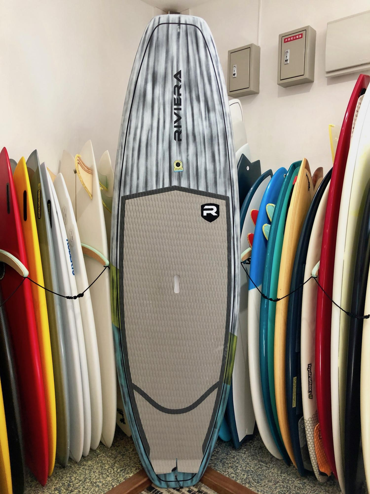 USED SUP BOARDS (RIVIERA Paddle Surf WHRLING DERVISH 8.0)