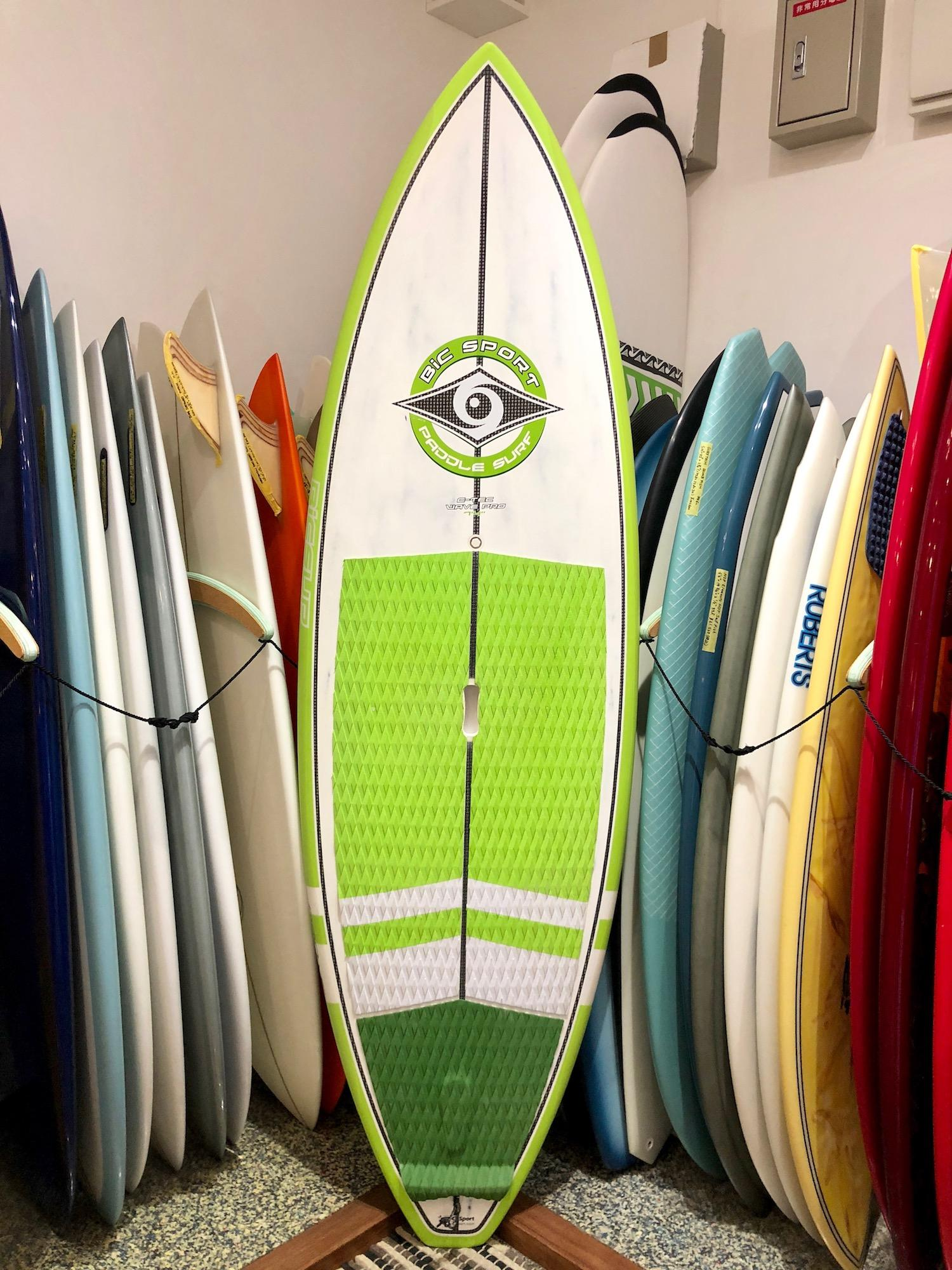 USED BOARDS ( BIC SUP C-TEC WAVE PRO 7.4 )